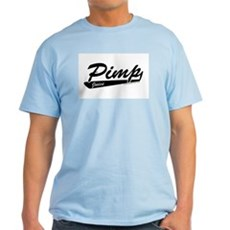 Pimp Juice Ash Grey T-Shirt