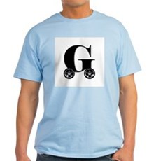 G-Ride Ash Grey T-Shirt