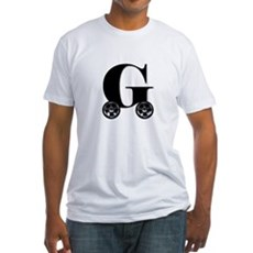 G-Ride Fitted T-Shirt