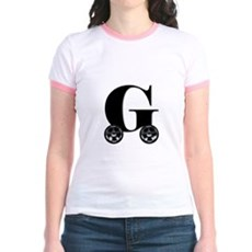 G-Ride Jr Ringer T-Shirt