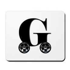 G-Ride Mousepad