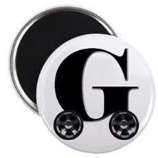 G-Ride Magnet