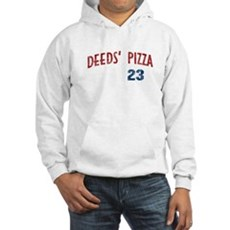 Deeds' Pizza Hooded Sweatshirt