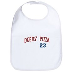 Deeds' Pizza Bib