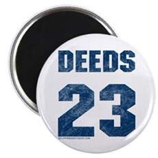 Deeds' Pizza Magnet