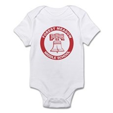 Forest Meadow Middle School Infant Bodysuit