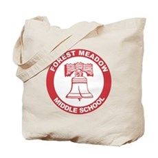 Forest Meadow Middle School Tote Bag