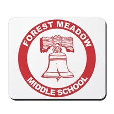 Forest Meadow Middle School Mousepad