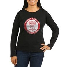 Forest Meadow Middle School Womens Long Sleeve Da