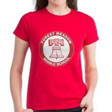 Forest Meadow Middle School Womens T-Shirt