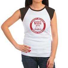 Forest Meadow Middle School Womens Cap Sleeve T-S