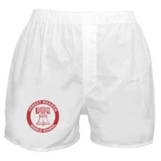 Forest Meadow Middle School Boxer Shorts