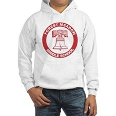 Forest Meadow Middle School Hooded Sweatshirt