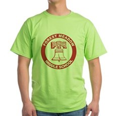 Forest Meadow Middle School Green T-Shirt