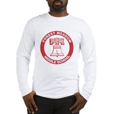 Forest Meadow Middle School Long Sleeve T-Shirt