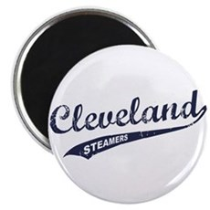 Cleveland Steamers Magnet