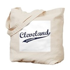 Cleveland Steamers Tote Bag