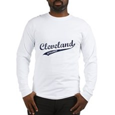 Cleveland Steamers Long Sleeve T-Shirt