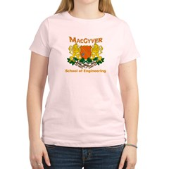 MacGyver Engineering Women's Light T-Shirt