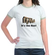 It's the Roc! Jr Ringer T-Shirt