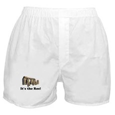 It's the Roc! Boxer Shorts