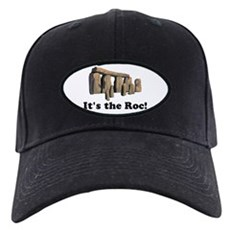 It's the Roc! Black Cap