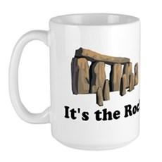It's the Roc! Large Mug