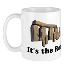 It's the Roc! Mug