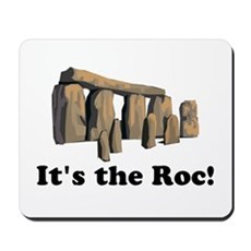 It's the Roc! Mousepad