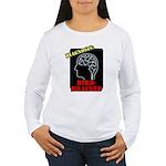 Diagnosis: Bird-Brained Women's Long Sleeve T-Shir