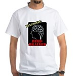 Diagnosis: Bird-Brained White T-Shirt