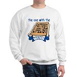 Fattest Lifelist Wins Sweatshirt
