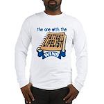 Fattest Lifelist Wins Long Sleeve T-Shirt