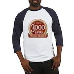 Lifelist Club - 3000 Baseball Jersey