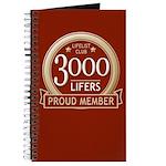 Lifelist Club - 3000 Birder's Field Journal