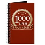 Lifelist Club - 1000 Birding Field Journal