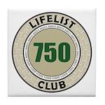 Lifelist Club - 750 Tile Coaster