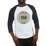 Lifelist Club - 750 Baseball Jersey
