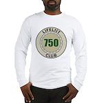 Lifelist Club - 750 Long Sleeve T-Shirt