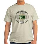 Lifelist Club - 750 Light T-Shirt