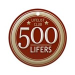 Lifelist Club - 500 Round Medallion
