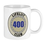 Lifelist Club - 400 Mug