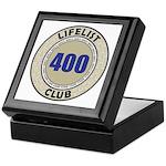 Lifelist Club - 400 Keepsake Box