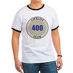 Lifelist Club - 400 Ringer T