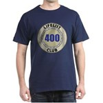 Lifelist Club - 400 Dark T-Shirt