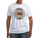 Lifelist Club - 150 Fitted T-Shirt