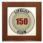 Lifelist Club - 150 Framed Tile
