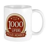 Lifelist Club - 100 Mug