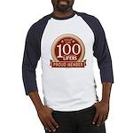 Lifelist Club - 100 Baseball Jersey