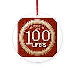 Lifelist Club - 100 Round Medallion